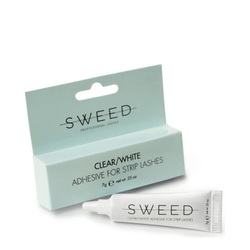 Sweed Lashes Adhesive for Strip Lashes  - Clear, 7g/0.2 oz