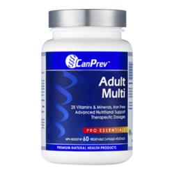 CanPrev Adult Multi, 60 capsules