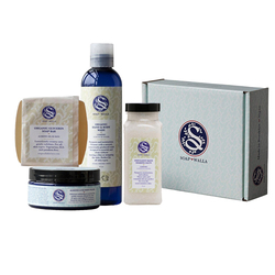 Almond Luxe Gift Set