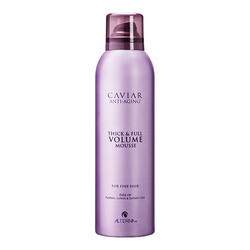 CAVIAR VOLUME Thick & Full Mousse