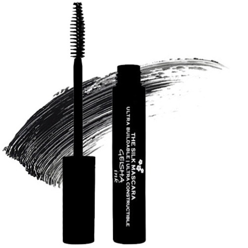 Amaterasu - Geisha Ink The Silk Mascara - Black, 8ml/0.3 fl oz