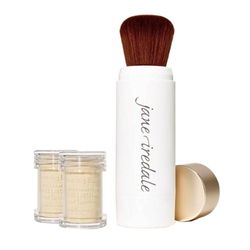 Amazing Base Refillable Brush and 2 Refill Canisters - Amber SPF20