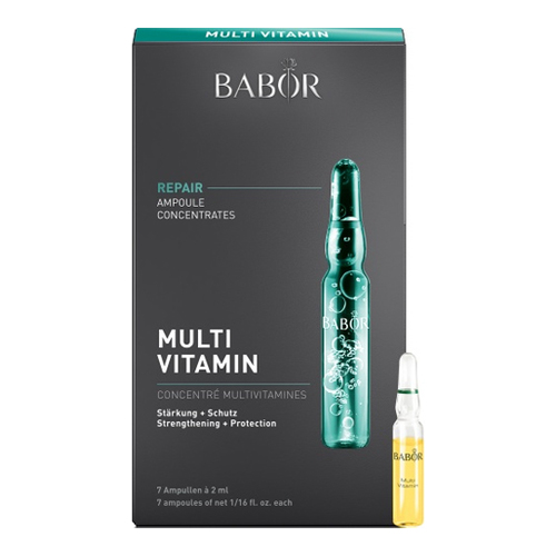Babor AMPOULE CONCENTRATES REPAIR Multi Vitamin, 7 x 2ml/0.1 fl oz