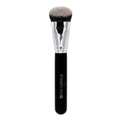 Au Naturale Cosmetics Angled Contour Brush, 1 piece