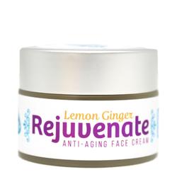 Anti-Aging Face Cream - Lemon Ginger