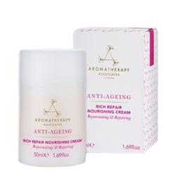 Aromatherapy Associates Anti-Aging Rich Repair Nourishing Cream, 50ml/1.69 fl oz