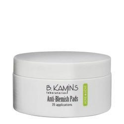 B Kamins Anti-Blemish Pads, 35 pieces