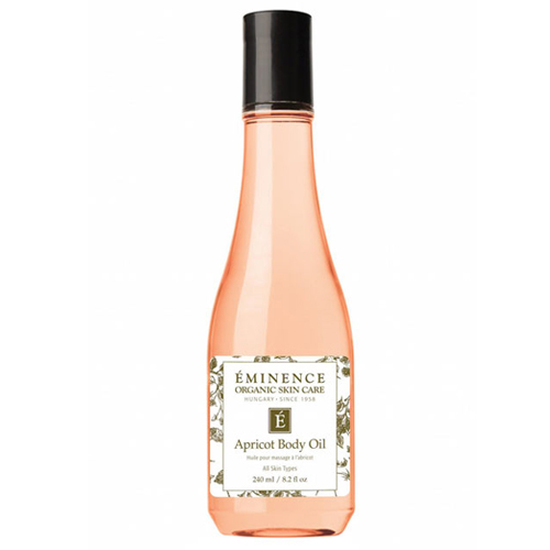 Eminence Organics Apricot Body Oil, 240ml/8.2 fl oz