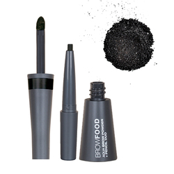 Aqua Brow Powder and Pencil Duo - Charcoal