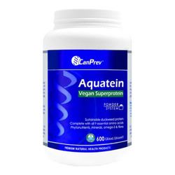 CanPrev Aquatein Vegan Superprotein, 600g/21.2 oz
