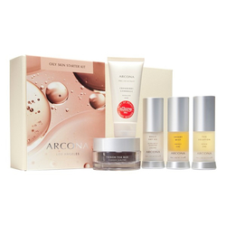 Arcona Oily Skin Starter Kit, 1 set