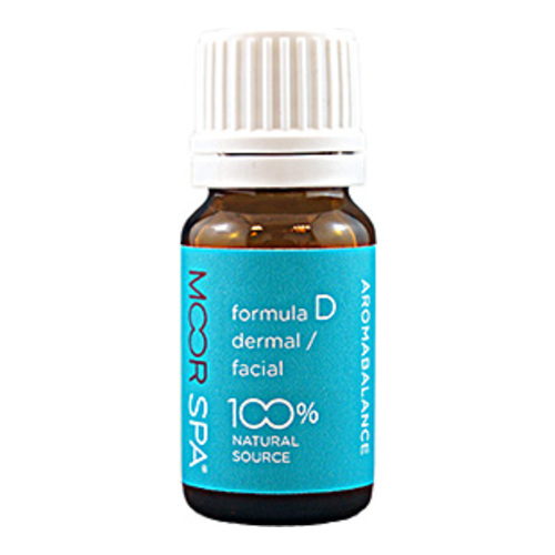Moor Spa Formula D - Dermal, 10ml/0.3 fl oz
