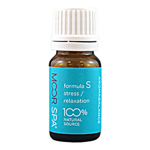 Moor Spa Formula S - Stress / Relaxation, 10ml/0.3 fl oz