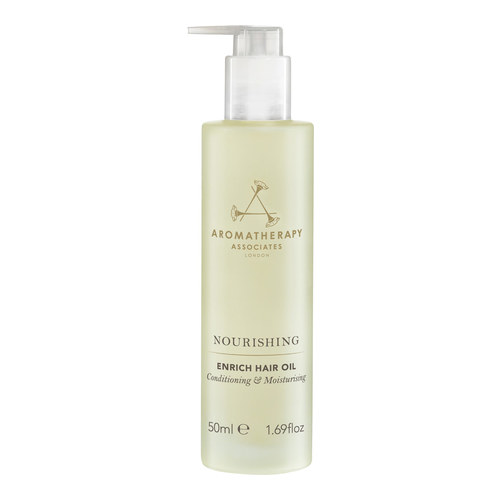 Aromatherapy Associates Nourishing Enrich Hair Oil, 50ml/1.69 fl oz