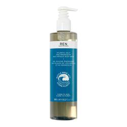 Atlantic Kelp and Magnesium Ocean Plastic Body Wash