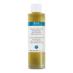 Atlantic Kelp and Microalgae Anti-Fatigue Toning Body Oil