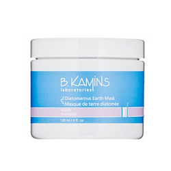 B Kamins Diatomamus Earth Mask (Dry to Normal), 120ml/4 fl oz