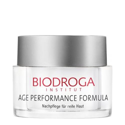 Biodroga Age Performance Formula Night Care for Mature Skin, 50ml/1.7 fl oz