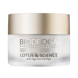 Lotus and Science Anti-Age Night Care