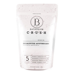 Bathorium CRUSH Eucalyptus Apothecary, 120g/4.2 oz
