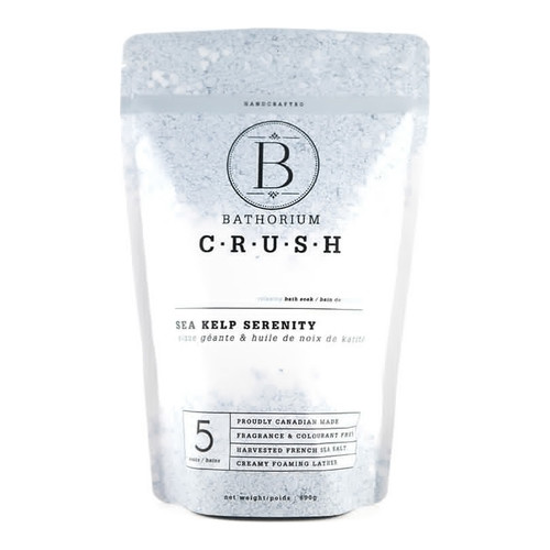 Bathorium CRUSH Sea Kelp Serenity, 600g/21.2 oz