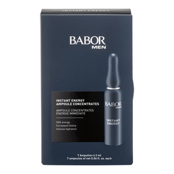 BABOR MEN Instant Energy Ampoule Concentrates