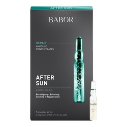 Babor AMPOULE CONCENTRATES Repair - After Sun, 7 x 2ml/0.1 fl oz