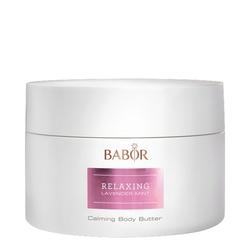 Babor Relaxing Lavender Mint - Calming Body Butter, 200ml/6.8 fl oz