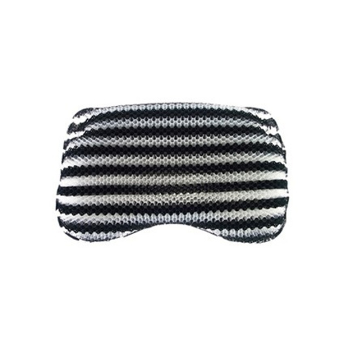 Supracor Stimulite Bath Pillow Striped - Black, 1 pieces