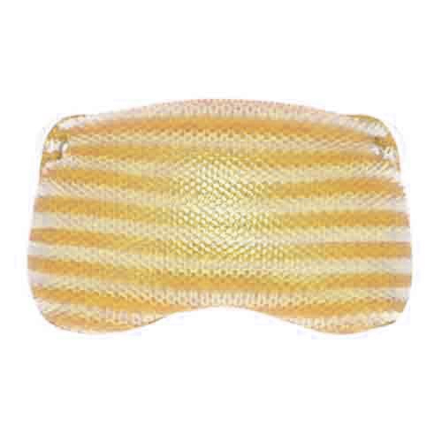 Supracor Stimulite Bath Pillow Striped - Gold, 1 pieces
