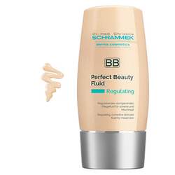 BB Perfect Beauty Fluid Regulating Care - Ivory