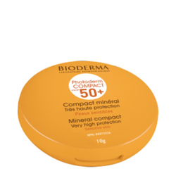 Bioderma Photoderm Compact Mineral SPF 50+ | Golden, 10g/0.4 oz