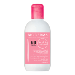 Bioderma Sensibio Milk, 250ml/8.33 fl oz