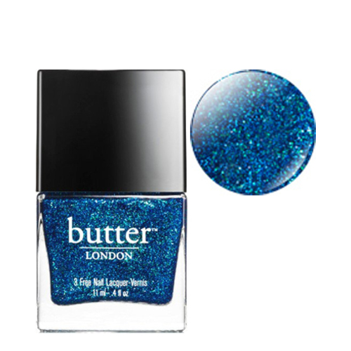 butter LONDON Nail Lacquer - Inky Six, 11ml/0.4 fl oz