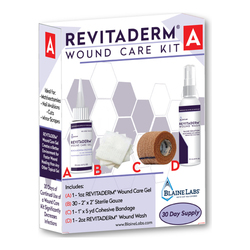 Blaine Labs Revitaderm Wound Kit A, 1 set