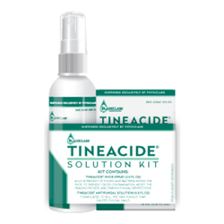 Tineacide Solution Kit