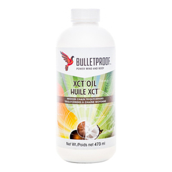 Bulletproof  XCT Oil, 473ml/16 fl oz