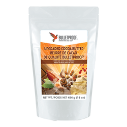 Bulletproof  Upgraded Cocoa Butter, 454g/16 oz