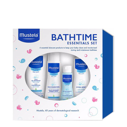 Mustela Bathtime Essentials Set, 1 set