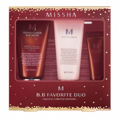 MISSHA BB Favorite Duo, 1 sets