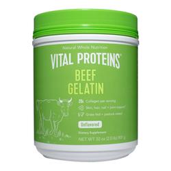 Vital Proteins Beef Gelatin, 907g/32 oz