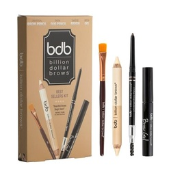 Billion Dollar Brows Best Sellers Kit, 1 set