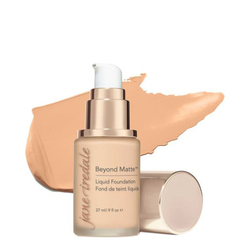 jane iredale Beyond Matte Liquid Foundation  M11 Dark With Peach-Pink Undertones, 27ml/0.9 fl oz