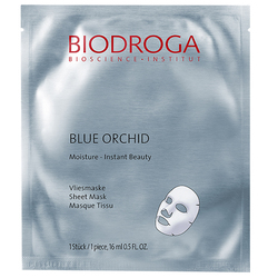 Blue Orchid Sheet Mask