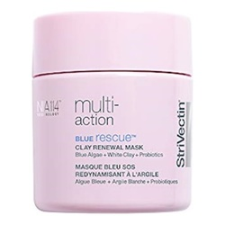 Blue Rescue Clay Renewal Mask