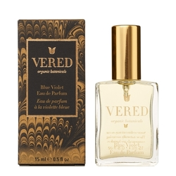 Vered Organic Botanicals Blue Violet Eau de Parfum, 15ml/0.5 fl oz