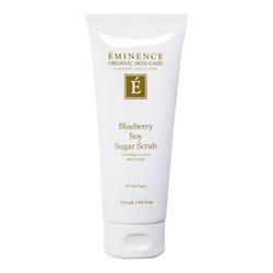Eminence Organics Blueberry Soy Sugar Scrub, 250ml/8.4 fl oz