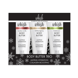 Body Butter Holiday Trio