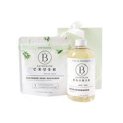 Bathorium Boreal Rejuvenation Bath Gift Set, 1 set