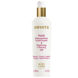 Mary Cohr Swhite Brightening Cleansing Oil, 200ml/6.7 fl oz